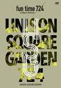 """【送料無料】LIVE DVD「UNISON SQUARE GARDEN LIVE SPECIAL""""fun time 724""""at Nippon Budokan ..."""