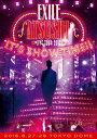 """【送料無料】EXILE ATSUSHI LIVE TOUR 2016""""IT 039 S SHOW TIME (豪華盤)/EXILE ATSUSHI DVD 【返品種別A】"""