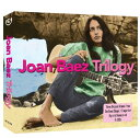 Fork, Country - TRILOGY[輸入盤]/JOAN BAEZ[CD]【返品種別A】