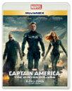 【送料無料】キャプテン・アメリカ/ウィンター・ソルジャー MovieNEX/クリス・エヴァンス[Blu-ray]【返品種別A】