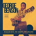 Artist Name: G - WALKING TO NEW ORLEANS - REMEMBERING CHUCK BERRY AND FATS DOMINO【輸入盤】▼/GEORGE BENSON[CD]【返品種別A】