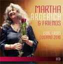 作曲家名: Ma行 - LIVE FROM LUGANO 2016【輸入盤】▼/MARTHA ARGERICH & FRIENDS[CD]【返品種別A】