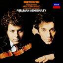 ベートーヴェン:ヴァイオリン・ソナタ《春》《クロイツェル》/パールマン(イツァーク),アシュケナージ(ヴラディーミル)[CD]【返品種別A】