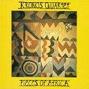 アフリカン・アルバム/クロノス・クァルテット[CD]【返品種別A】