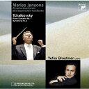作曲家名: Ta行 - チャイコフスキー:交響曲第4番、ピアノ協奏曲第1番/ヤンソンス(マリス)[CD]【返品種別A】