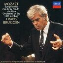 作曲家名: Ma行 - モーツァルト:交響曲第40番、第41番《ジュピター》/ブリュッヘン(フランス)[CD]【返品種別A】