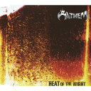 ヒート・オブ・ザ・ナイト/ANTHEM[CD]【返品種別A】