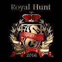 Artist Name: R - 【送料無料】ライヴ2016 〜25TH アニヴァーサリー/ロイヤル・ハント[CD]【返品種別A】