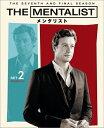 THE MENTALIST/メンタリスト〈ファイナル・シーズン〉 後半セット/サイモン・ベイカー[DVD]【返品種別A】