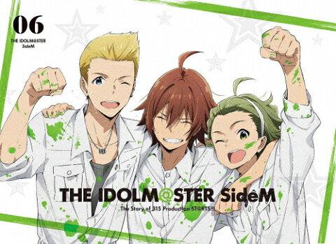 【送料無料】[限定版]アイドルマスター SideM 6(完全生産限定版)/アニメーション[Blu-ray]【返品種別A】