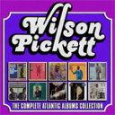 藝人名: W - 【送料無料】THE COMPLETE ATLANTIC ALBUMS COLLECTION【輸入盤】▼/WILSON PICKETT[CD]【返品種別A】