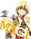 【送料無料】[枚数限定][限定版]マギ The kingdom of magic 2(完全生産限定版)/アニメーション[Blu-ray]【返品種別A】