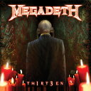 Artist Name: M - TH1RT3EN (2019 REMASTER)【輸入盤】▼/MEGADETH[CD]【返品種別A】