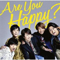 【送料無料】Are You Happy?(通常盤)/嵐[CD]【返品種別A】