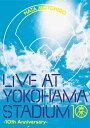 【送料無料】LIVE AT YOKOHAMA STADIUM -10th Anniversary-/秦 基博[Blu-ray]【返品種別A】