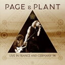 LIVE IN FRANCE AND GERMANY '98【輸入盤】▼/JIMMY PAGE/ROBERT PLANT[CD]【返品種別A】