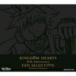 【】KINGDOM HEARTS 10th Anniversary FAN SELECTION -Melodies & Memories-/ゲーム・ミュージック[CD]【返品種別A】