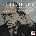 Orchestral Music - ストラヴィンスキー:春の祭典&ペトルーシュカ/ガッティ(ダニエレ)[Blu-specCD2]【返品種別A】