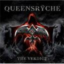 Artist Name: Q - THE VERDICT【輸入盤】▼/QUEENSRYCHE[CD]【返品種別A】