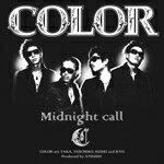 Midnight call/COLOR[CD+DVD]【返品種別A】