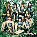 【送料無料】孤高のダリアにくちづけを(Type-A)/predia[CD+DVD]【返品種別A】
