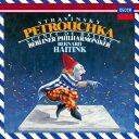 管弦乐 - ストラヴィンスキー:バレエ《ペトルーシュカ》、バレエの情景/ハイティンク(ベルナルト)[SHM-CD]【返品種別A】