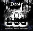 Instruction Manual...1988-1991/DOOM[CD+DVD]【返品種別A】