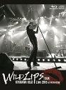 """【送料無料】[枚数限定][限定版]KIKKAWA KOJI Live 2016""""WILD LIPS""""TOUR at 東京体育館(初回限定盤)/吉川晃司[Blu-ray]【返品種別A】"""