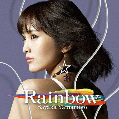 【送料無料】[枚数限定][限定盤]Rainbow(初回生産限定盤)/山本彩[CD+DVD]…...:joshin-cddvd:10602543