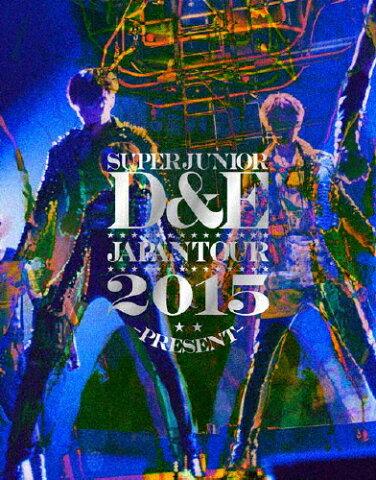 【送料無料】[枚数限定][限定版]SUPER JUNIOR-D&E JAPAN TOUR 2015 -PRESENT-(初回生産限定)/SUPER JUNIOR-D&E[Blu-ray]【返品種別A】