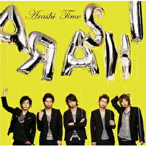 Time/嵐[CD]通常盤【返品種別A】