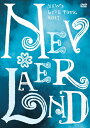 【送料無料】NEWS LIVE TOUR 2017 NEVERLAND【DVD】(通常盤)/NEWS DVD 【返品種別A】