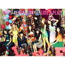 【送料無料】[枚数限定][限定盤]LOVE&PEACE(DVD付初回限定盤)/少女時代[CD+DVD]【返品種別A】