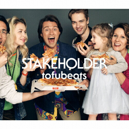 STAKEHOLDER/tofubeats[CD]【返品種別A】