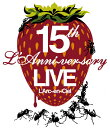 【送料無料】15th L'Anniversary Live/L'Arc~en~Ciel[Blu-ray]【返品種別A】
