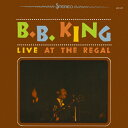 Artist Name: B - [枚数限定][限定盤]ライヴ・アット・ザ・リーガル/B.B.キング[CD]【返品種別A】