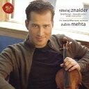 ベートーヴェン&メンデルスゾーン:ヴァイオリン協奏曲/スナイダー(ニコライ)[CD]【返品種別A】