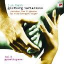 作曲家名: Ha行 - バッハ:ゴールドベルク変奏曲(2台ピアノ版 ラインベルガー/レーガー編)/タール(ヤアラ),グロートホイゼン(アンドレアス)[CD]【返品種別A】