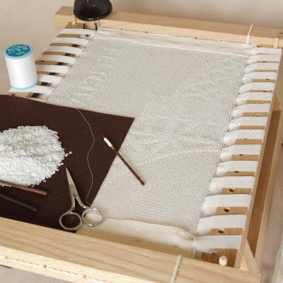 """Embroidery Tabrame"" Frame(刺繍枠 )"