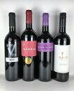 送料無料 スペイン DOナバーラ 赤ワイン 4本セット