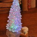 ●クリスマスツリー イルミネーション LED オーナメントセ...