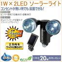 1W 2LEDソーラーライト (S-20L) 【RCP】【屋...