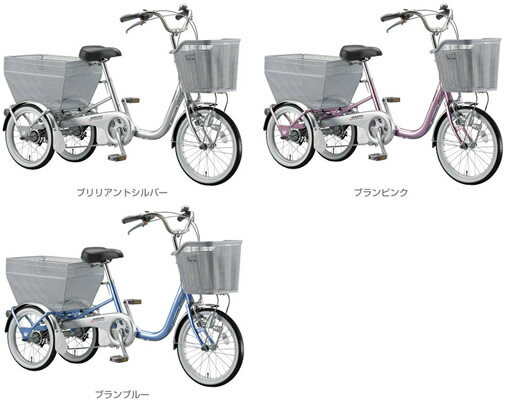 Adult Tricycle with Wagon