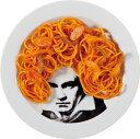 フェイスディッシュ ベートーベン お皿 おもしろ食器《サンアート》