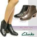 【あす楽】クラークス Clarks レディースショートブーツ メラニージェーン 521F レザー アンクル Melanie Jane