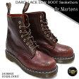 ドクターマーチン ダーシー タトゥー エッチド 8アイブーツ 16186601 8ホールブーツ メンズ ブーツ Dr.Martens DARCI SKINS TATTOO ETCHED 8EYE BOOT スチールなし