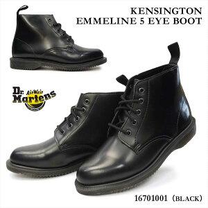 ドクターマーチン KENSINGTON エメライン BLACK 16701...