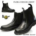 【あす楽】ドクターマーチン Dr.Martens FLORA レディースブーツ フローラ サイドゴア 14649001 KENSINGTON FLORA CHELSEA BOOT