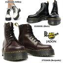 【あす楽】Dr.Martens JADON ジェイドン 15265001 メンズブーツ レディースブーツ 本