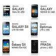 【GALAXY Note SC-05D/GALAXY NEXUS SC-04D/GALAXY S2 LTE SC-03D/Optimus LTE L-01D/GALAXY S2 WiMAX ISW11SC/PRADA phone L-02D 】 保護フィルム 2枚セット 透明 シート 光沢 スマホケース スマホカバー【エントリーでポイント】【RCP】
